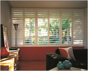 NewStyle® hybrid shutters  from Hunter Douglas